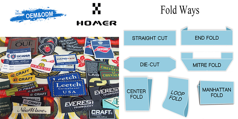 Clothing Woven Labels OEM & ODM Supplier