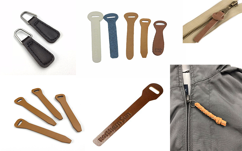 Leather Zipper Pullers Manufacturer