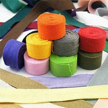 Clothing Cotton Ribbons Manufacturer
