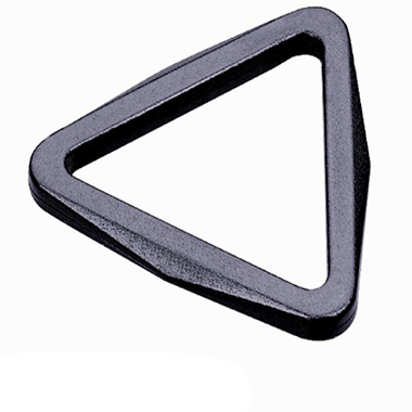 Chinese triangle ring buckles