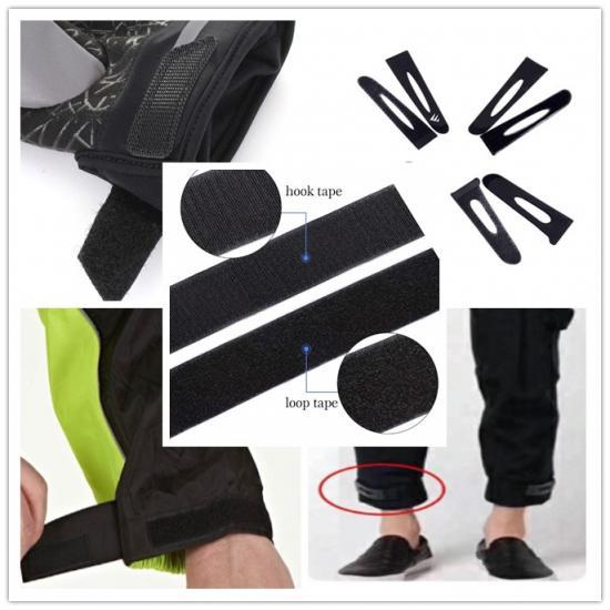Proveedores Profesionales Pestañas De Velcro En Plástico Con Gancho Y Bucle Para Chaqueta Servicio Personalizado